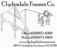 Clydesdale Frames